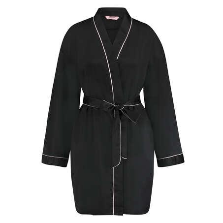 Kimono Satin, Negro