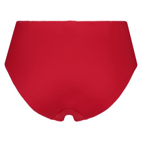 Braguita de corte alto Diva, Rojo