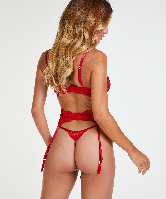 Ligero Isabelle, Rojo, main