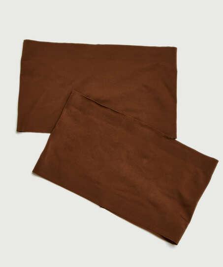 Cintas antiroce Micro, marrón