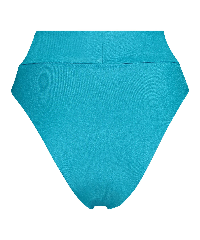 braguita de bikini de tiro alto Celine, Azul, main