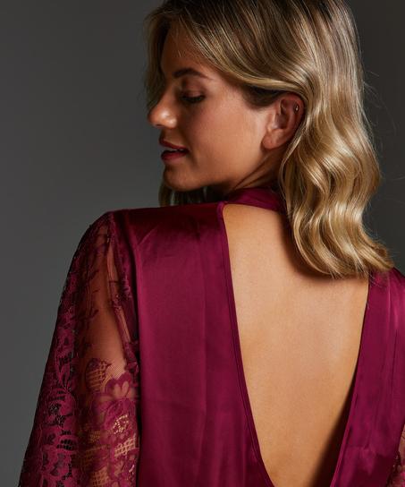 Kimono Jennifer, Rojo