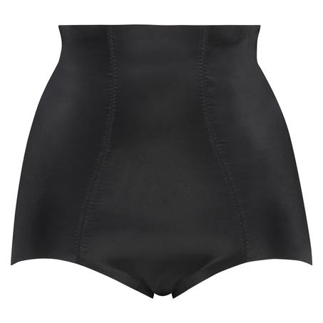 Braguita scuba moldeadora de cintura alta - Level 3, Negro