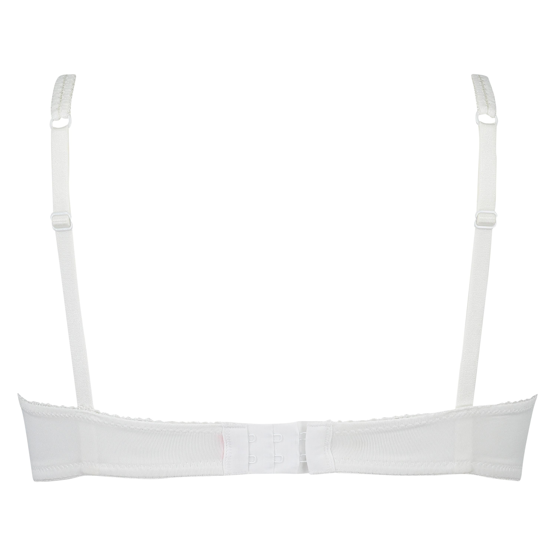 Sujetador de aros preformado Secret lace, Blanco, main