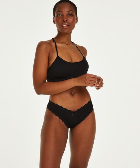 Brasileña Jessica, Negro