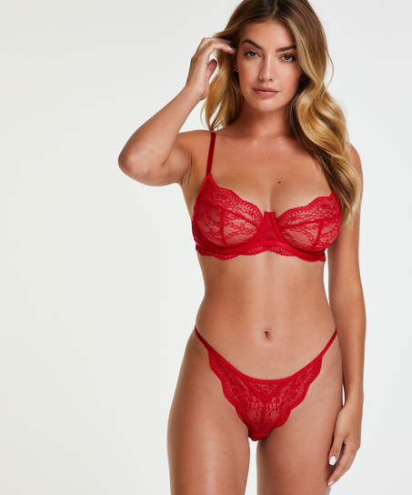 Tanga Isabelle, Rojo
