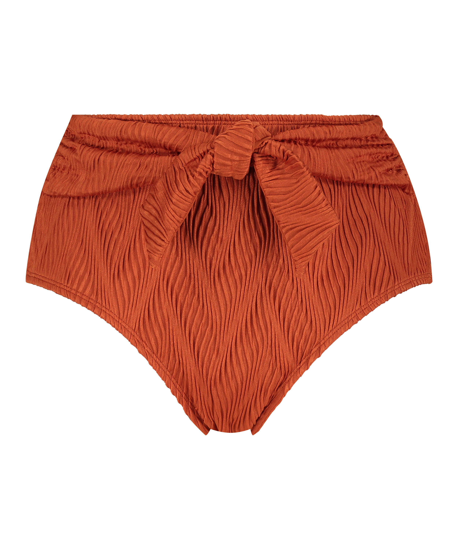 Braguita de bikini de cintura alta Galibi I AM Danielle, Naranja, main