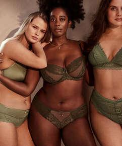 Brasileña Rabella I AM Danielle, Verde