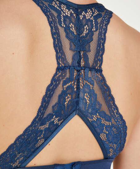 Bralette Alexis, Azul