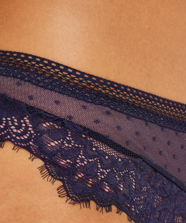Brasileña Bessie, Azul, main