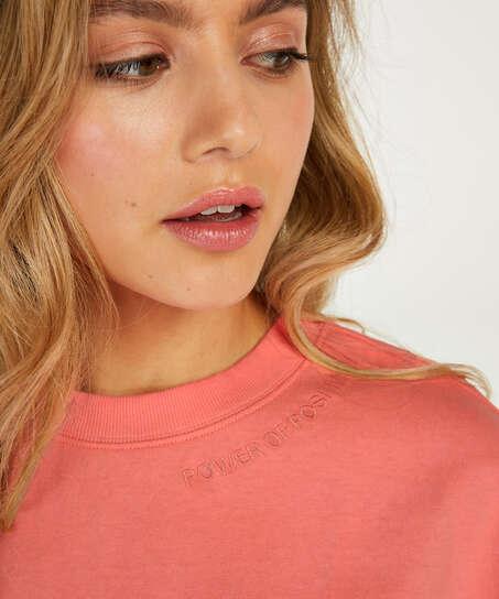 Camiseta Spill The Tea, Rosa