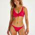 Top de bikini no preformado Luxe, Rosa