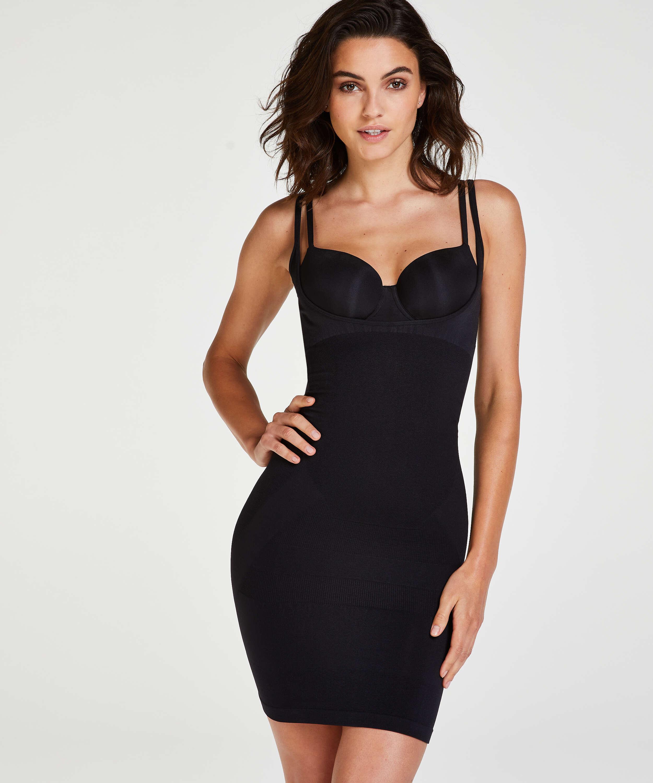 Vestido reafirmante - Level 2, Negro, main