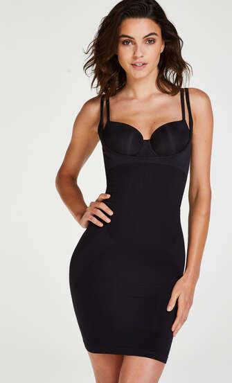 Vestido reafirmante - Level 2, Negro