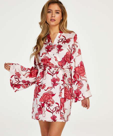 Kimono Zinnia, Rosa