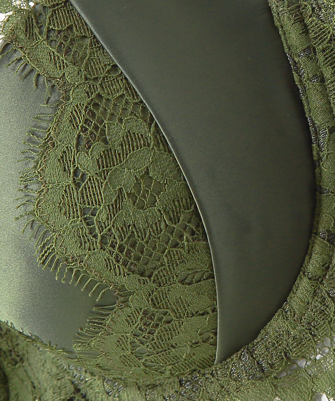 Sujetador de aros preformado Hannako, Verde, main