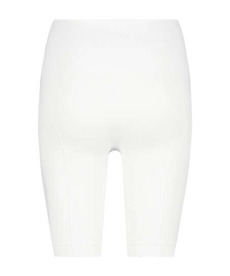 Short de ciclismo Bae, Blanco