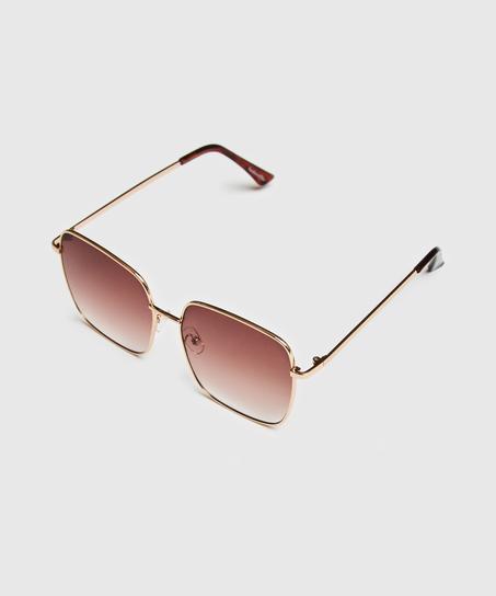 Gafas de sol, Rosa