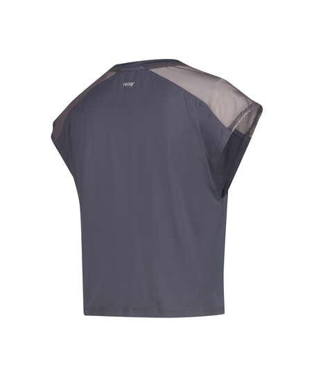 Camiseta deportiva HKMX Joya, Gris