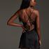 Vestido lencero Nina, Negro