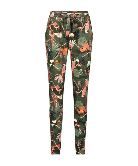 Petite pantalón de pijama Jersey, Verde