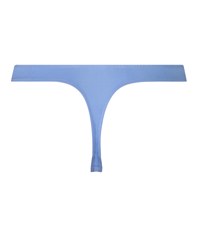 Tanga Rose, Azul, main