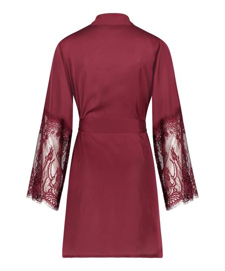 Kimono Satin, Rojo