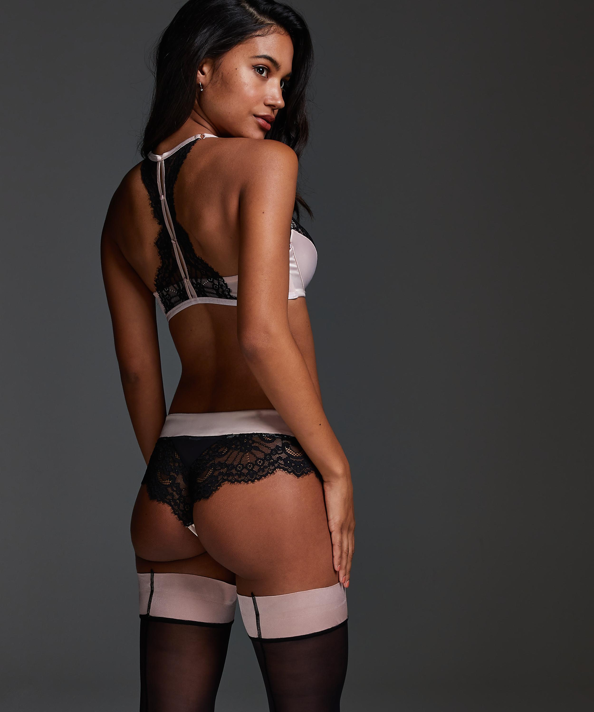 Pantalones cortos brasileños Amelia, Rosa, main