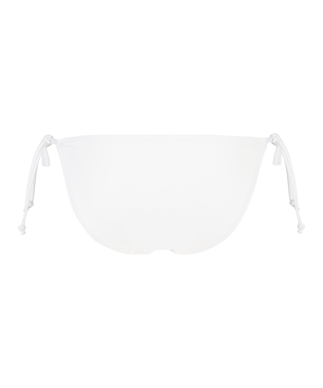 Braguita de bikini tanga Maldivas, Blanco, main