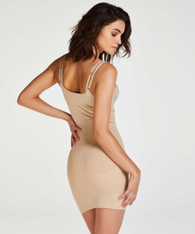 Vestido reafirmante - Level 2, Beige, main