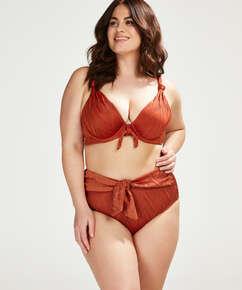 Braguita de bikini de cintura alta Galibi I AM Danielle, Naranja