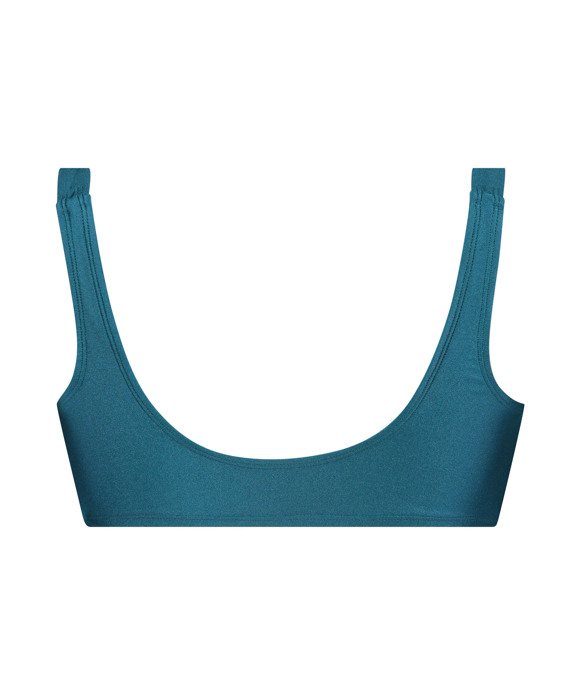 Top de bikini Triangle Brokopondo I AM Danielle, Azul, main