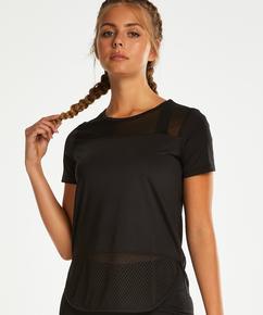 HKMX Camiseta Performance, Negro