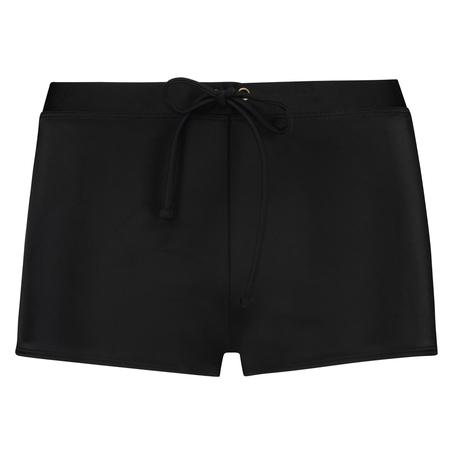 Bóxer de bikini Basic, Negro
