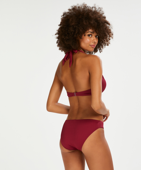 Braguita de bikini rio Golden Rings, Rojo
