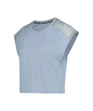 Camiseta deportiva HKMX Joya, Azul