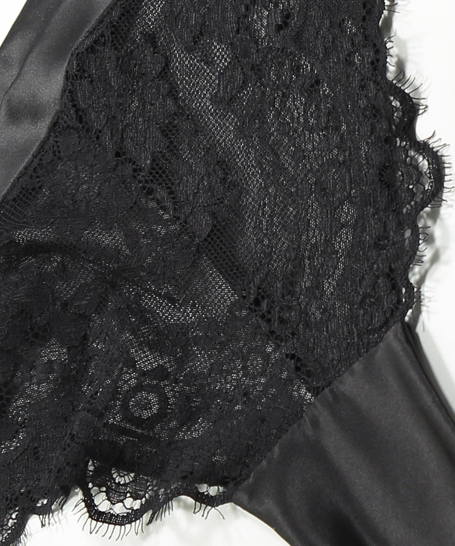 Braguita brasileña de corte alto Celeste, Negro, main