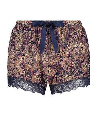 Pantalón corto Jersey, Gris