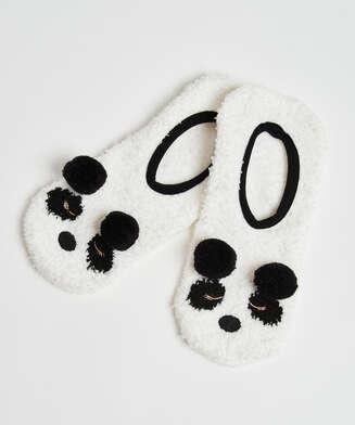 Zapatillas Panda, Amarillo