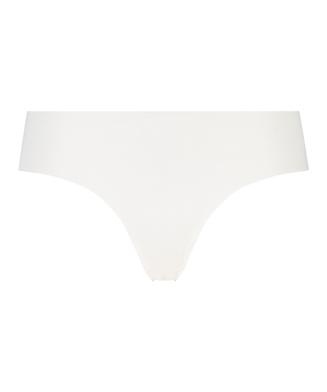 Brasileña invisible Cotton, Blanco