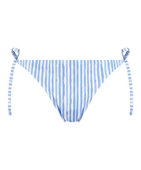 Tanga de bikini Julia, Azul
