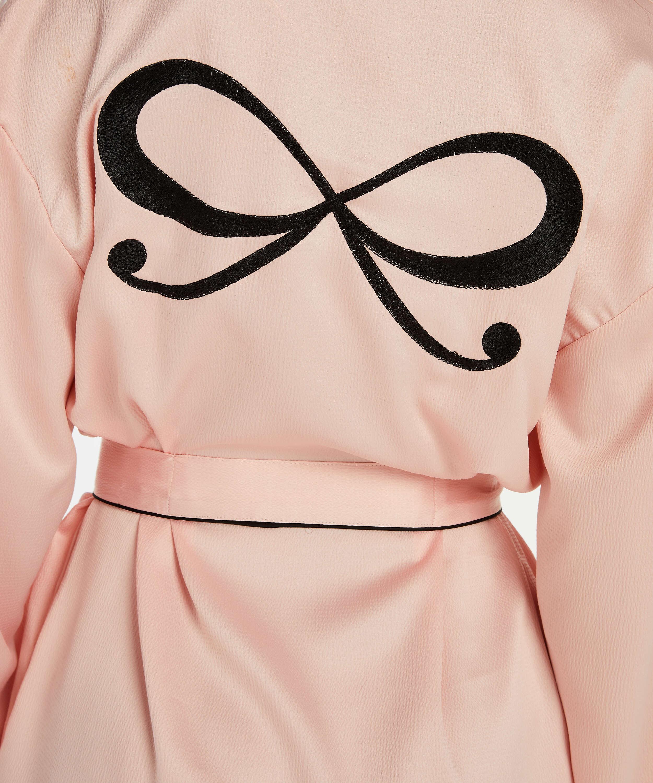 Kimono Satin, Rosa, main