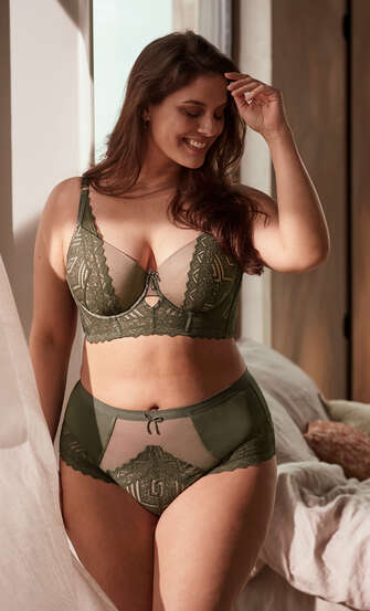 Braguita Maxi Rabella I AM Danielle, Verde