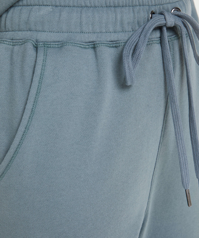 Pantalón para correr Petite Sweat French, Verde, main