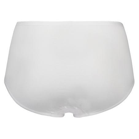 Superslip midi algodón, Blanco