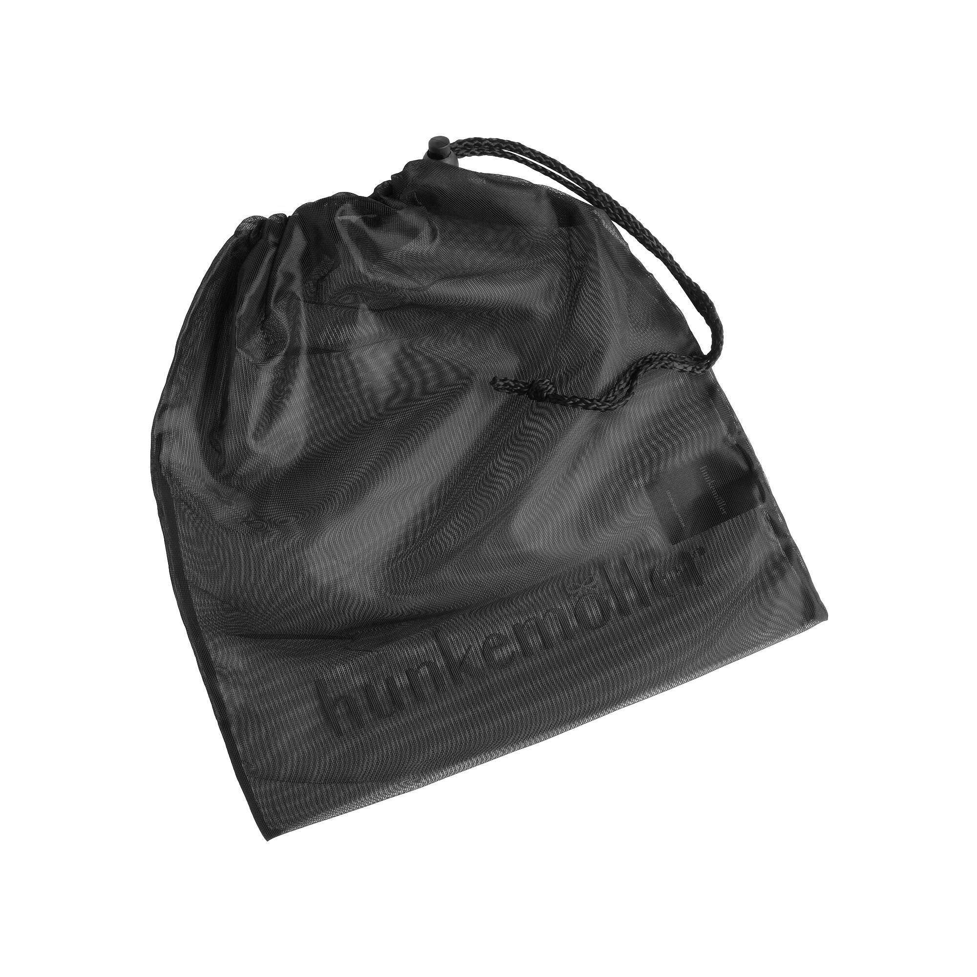 Bolsa para el lavado prendas delicadas cordón, Negro, main