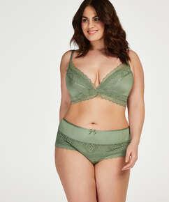 Tanga bóxer Rabella I AM Danielle, Verde