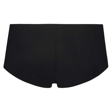 Pantalón corto invisible, Negro