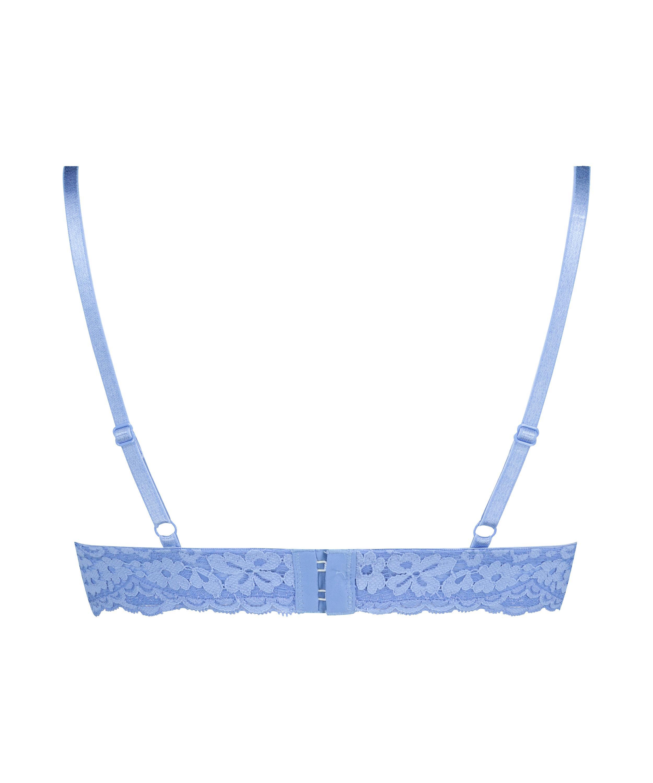 Sujetador de aros bh Rose, Azul, main