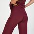 Conjunto de pijama Vera Lace, Rojo